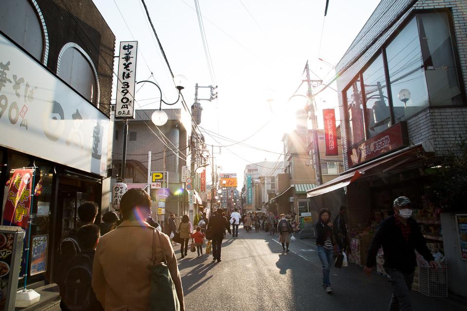 秋津商店街