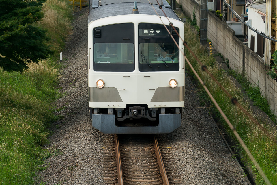 電車は面で向かってくることもあって歩留まりはかなり良い